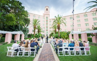 Vinoy Wedding – St Pete, Florida – Rosemary and Kapp